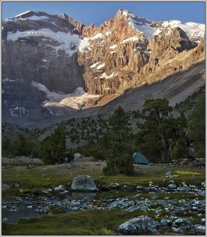 фанские, горы Мария-Миралиphoto preview