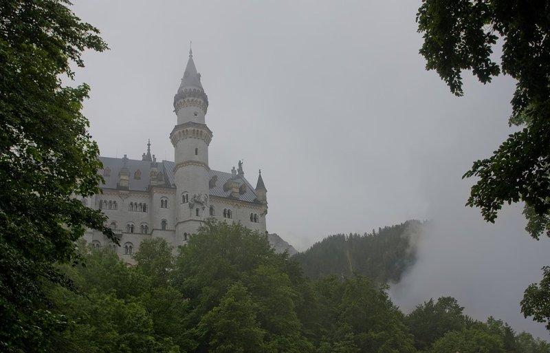 замок Нойшванштайнphoto preview