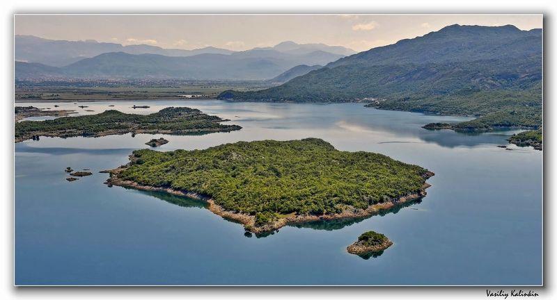 Вечер на Сланском озере (Черногория)photo preview