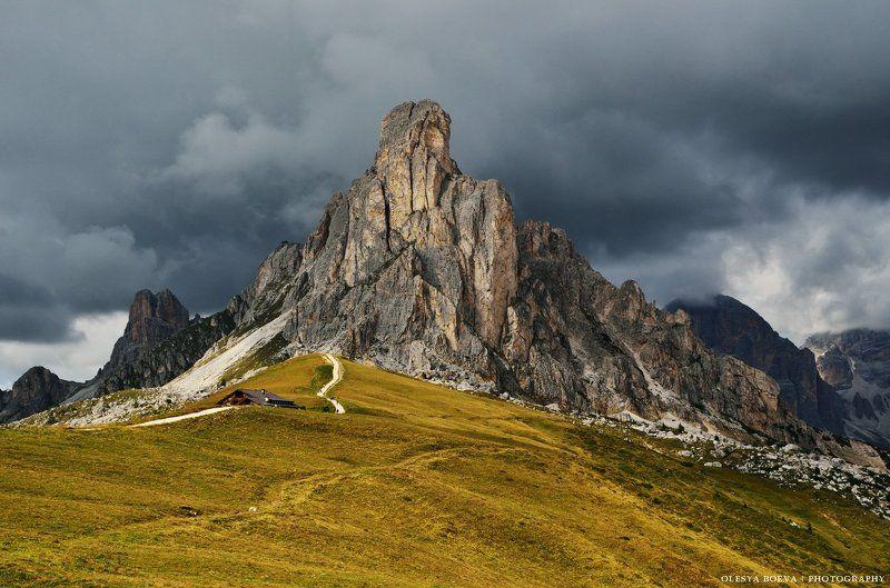 Passo Giau, Доломиты, Доломитовые Альпы, Италия, Italy, Dolomites Passo Giauphoto preview