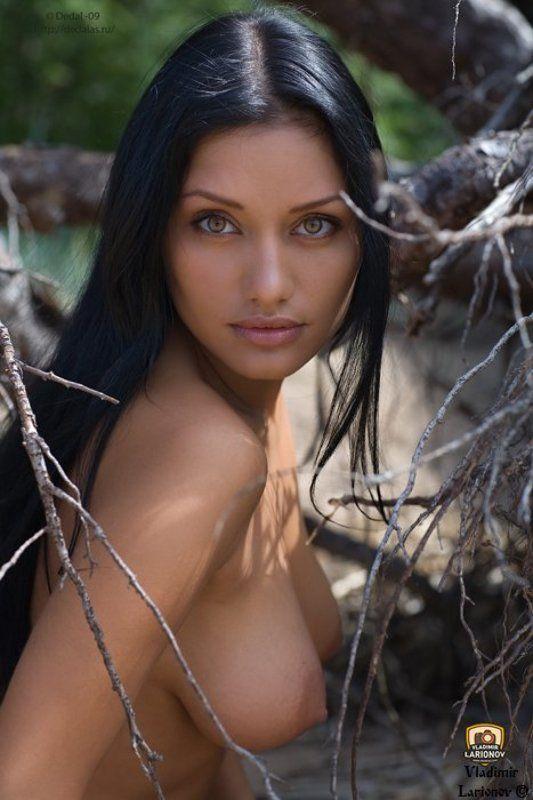 Портрет девушки с шикарными ГЛАЗАМИ.photo preview
