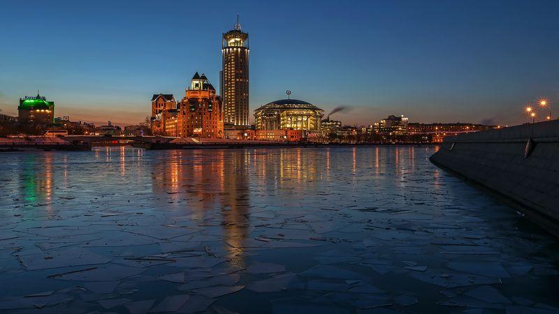 Зарисовки Москвы.photo preview