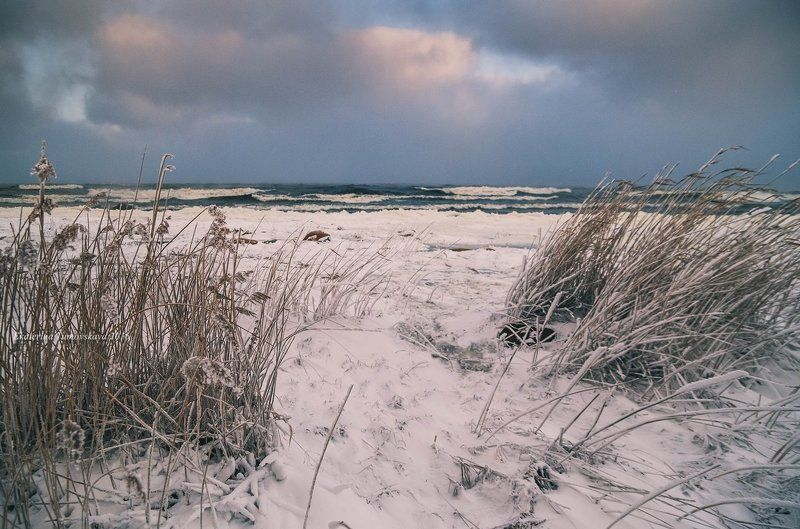 Зимний штормphoto preview