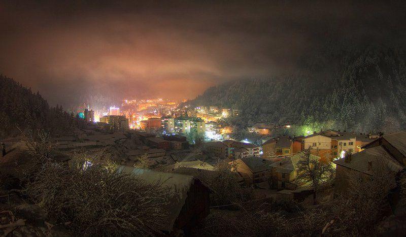 madan Winter evening ... Madanphoto preview