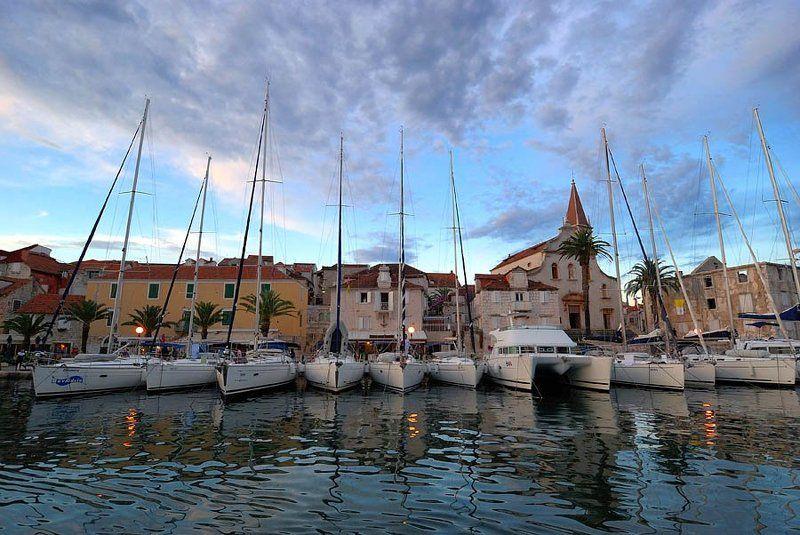 яхта, море, вода, пейзаж, путешествие, лето, европа Яхтенно романтическаяphoto preview