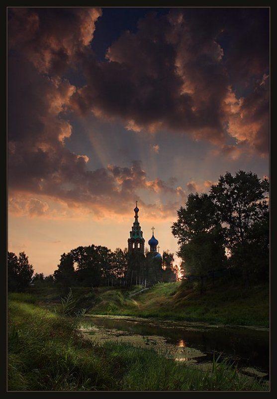 Черкизово. Рассвет.photo preview