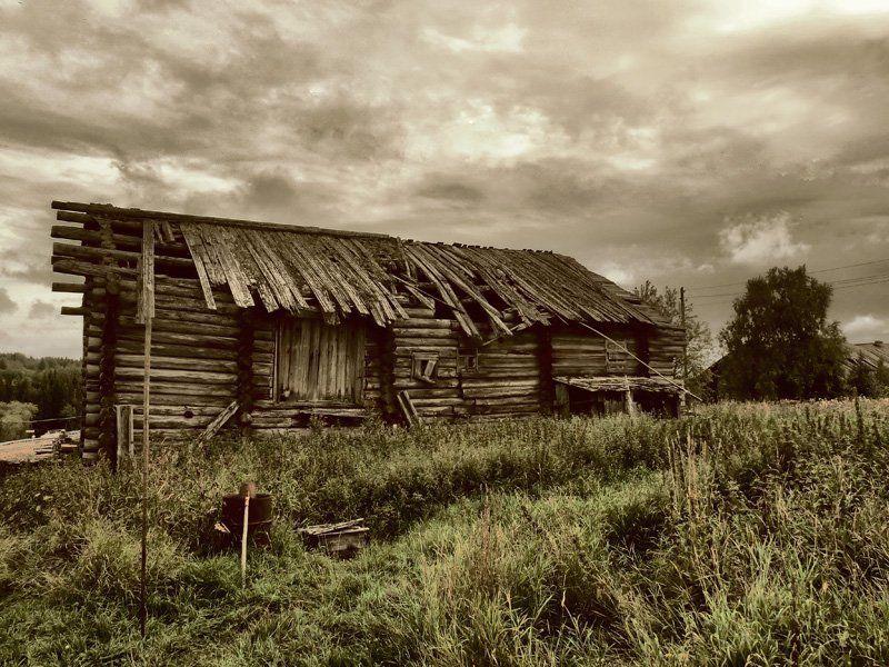 дом,деревня, photo preview