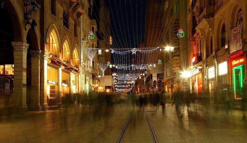 Призраки улицы Истикляль.photo preview