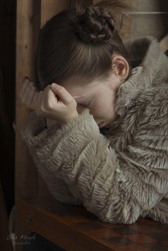 портрет, девочка, ребенок, глаза, эмоции, фото, фотограф, Полтава, студия Маринаphoto preview