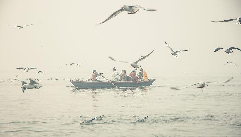 индия. река ганг photo preview