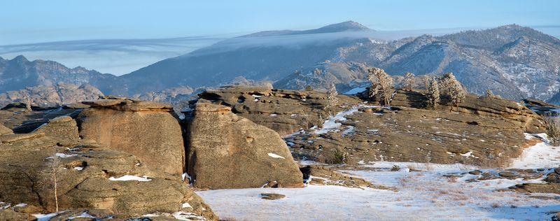 Казахстан .Баян-Аул.  Балкантауphoto preview