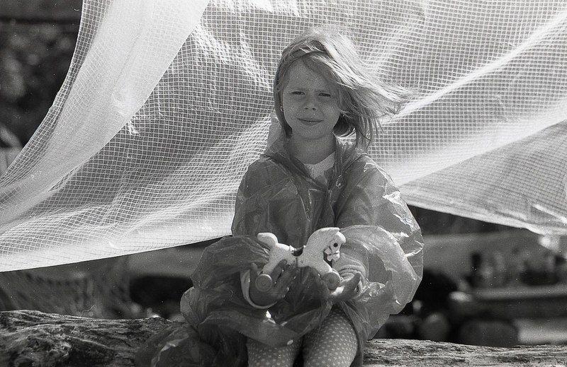 пленка. черно-белое. Дочь моряка (the daughter of a sailor)photo preview