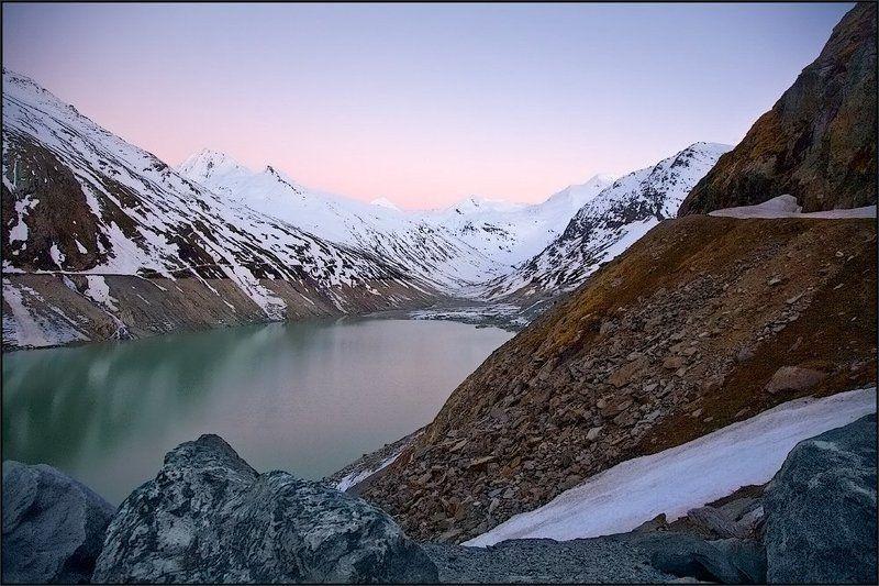 швейцария Майским вечеромphoto preview