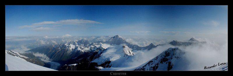 безенги, сванетия, горы, кавказ Сванетияphoto preview