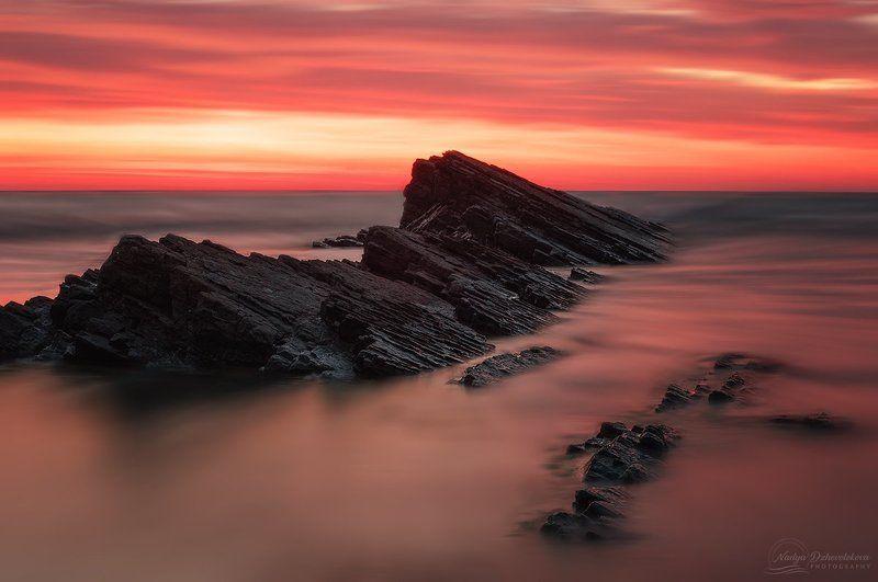 Fire sunrisephoto preview