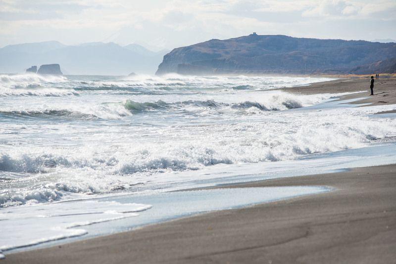 камчатка Халактырский пляжphoto preview