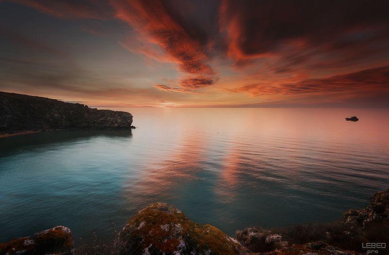 Мелодия азовского заката ...photo preview