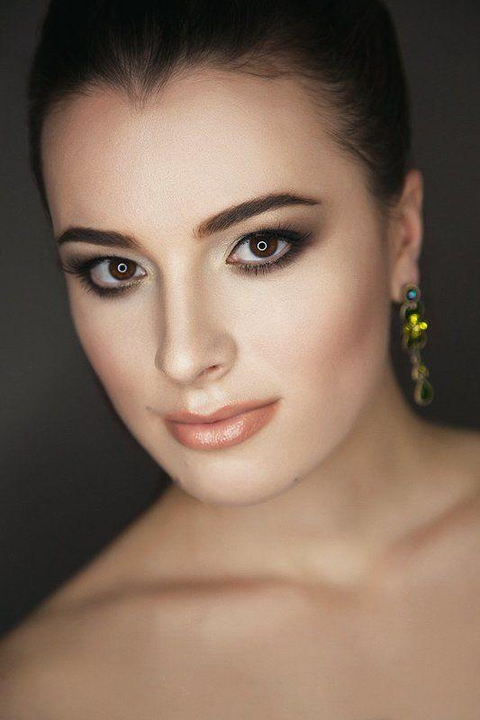 портрет девушка макияж красота красиво крым симферополь светланапекшева женские портретыphoto preview