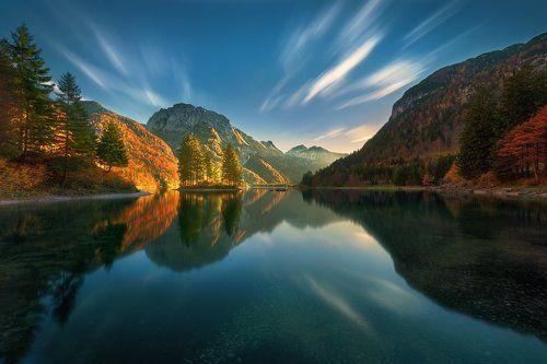 Magic lake...