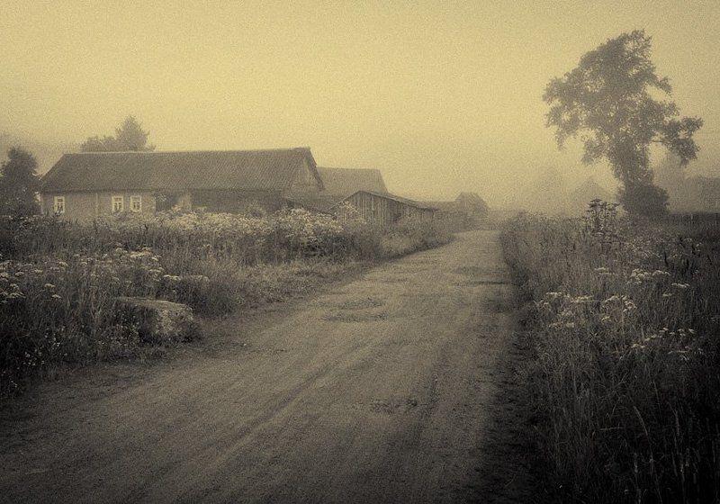 пейзаж, игорь, вишняков, природа, никон Деревенский пейзаж.photo preview