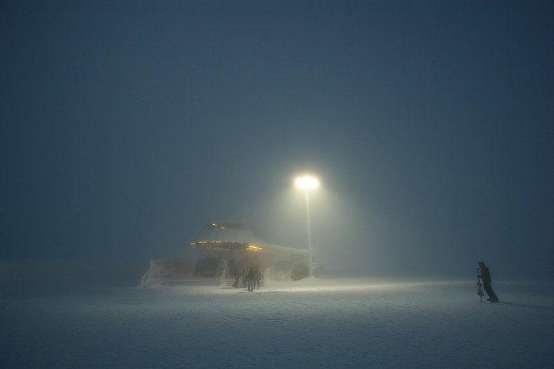 финляндия, леви Леви вечерphoto preview