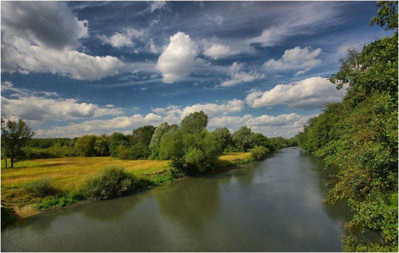 река река Тетеревphoto preview