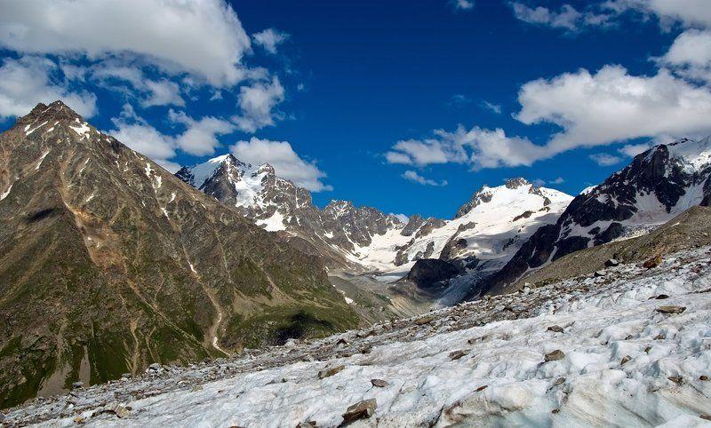 кавказ, приэльбрусье, горы, уллу-тау ***photo preview