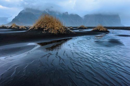 Дождливый Stokksnes