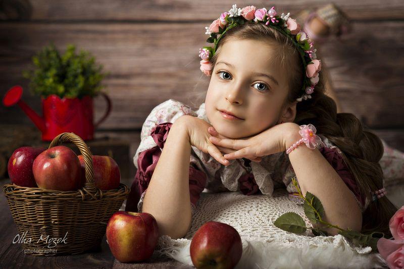 фото, фотография, фотограф, Полтава, Украина, дети, девочка, студийное фото, детская фотосессия, Ольга Мозок Ладаphoto preview