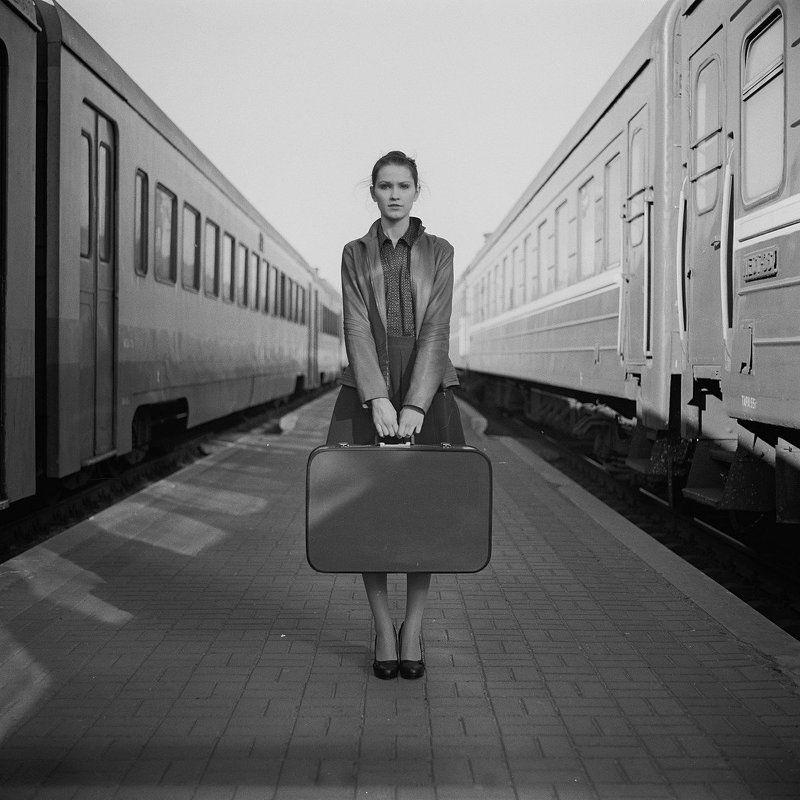 Провожая поездаphoto preview