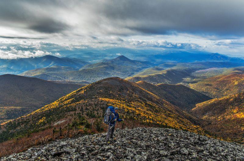 Приморский край, Приморье, Поход, Горы Спускphoto preview