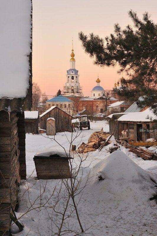 углич, заозерье, село Заозерьеphoto preview