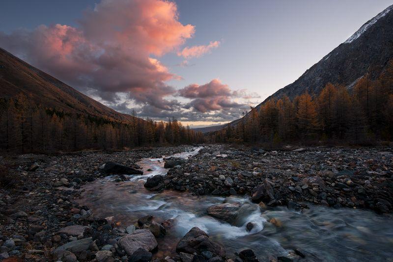 Долина реки Актру, Алтайphoto preview