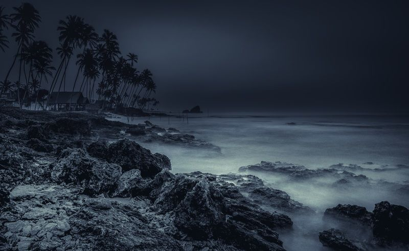 Луна в туманеphoto preview