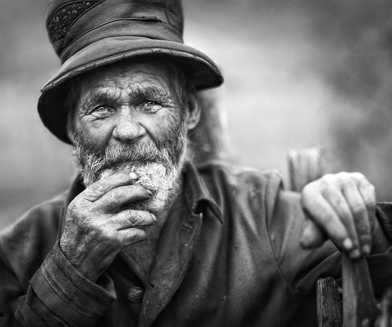 Жанровый портрет  Алтайский Лепрекон photo preview