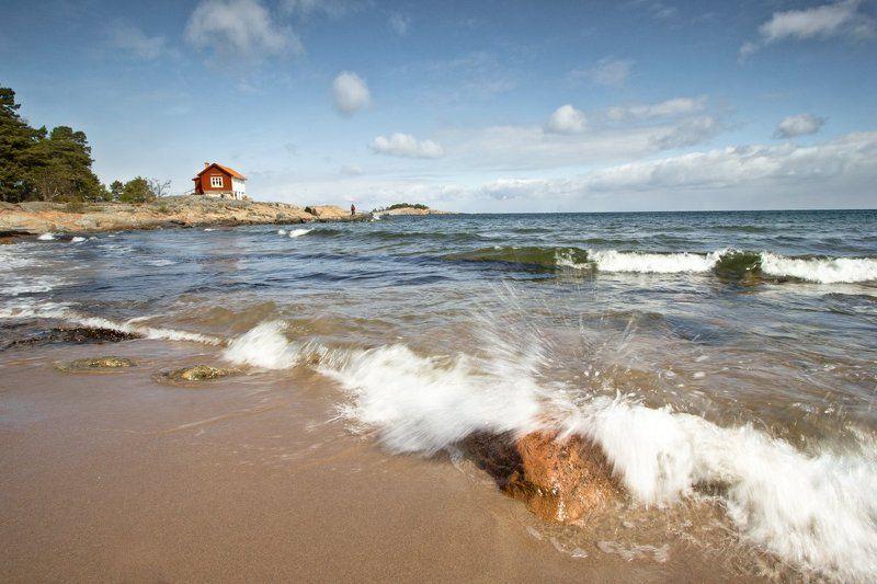 patryk, ignacak, albert engström atelje, swede, landscape, by the sea,  Splashphoto preview