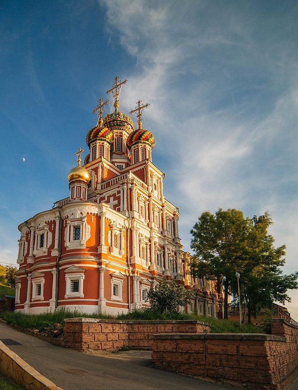 собор, церковь, нижний новгород Собор Пресвятой Богородицыphoto preview