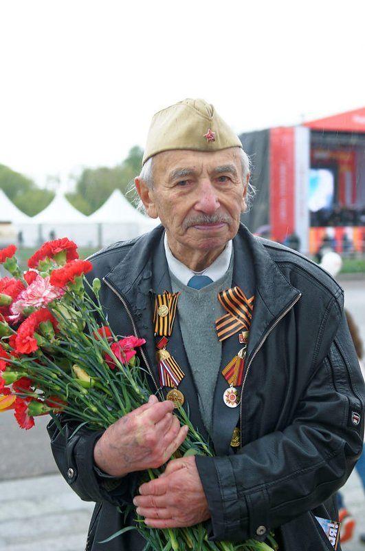 9 мая, день победы, ветераны, праздник Лица Победы и тех кто помнит и чтит...  (Москва,photo preview