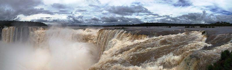 поток, вода, водопад Torrentphoto preview