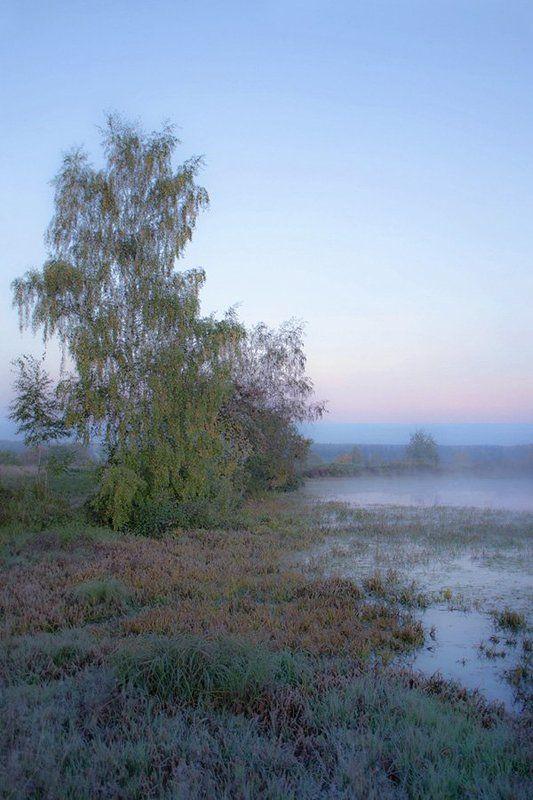 ...Уж небо осенью дышало...photo preview