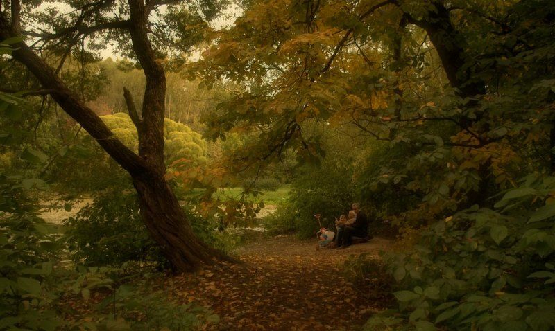 Осень в Филяхphoto preview