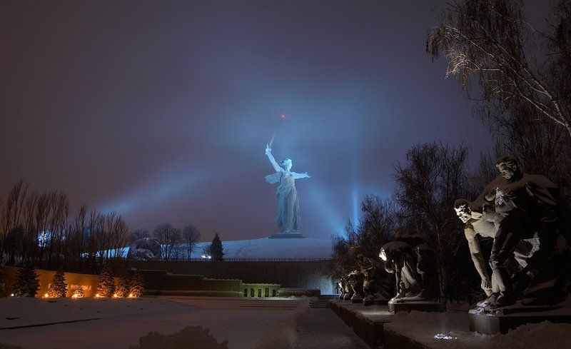 волгоград, мамаев, курган, мать родина Герои Сталинградаphoto preview