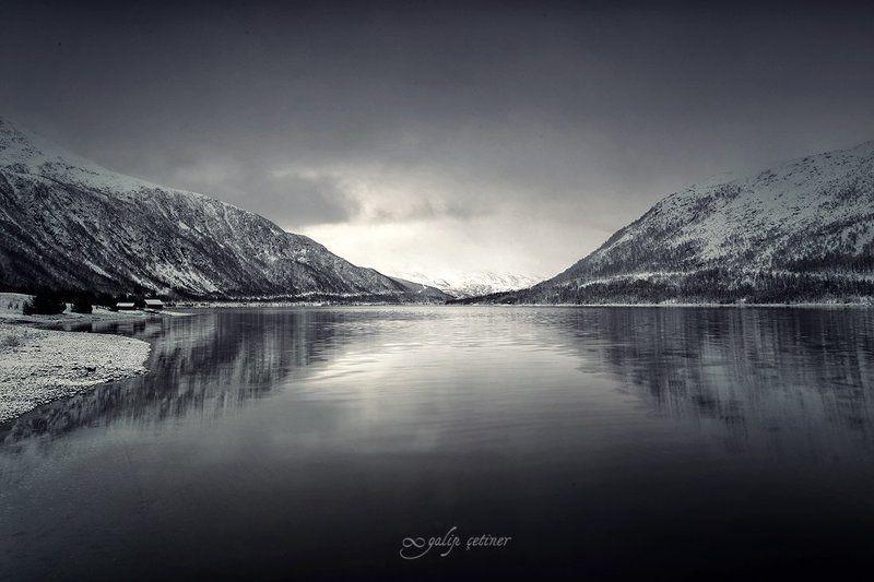 landscape, landscapes, cloud, cloudscape, lake, Fiskfjordphoto preview