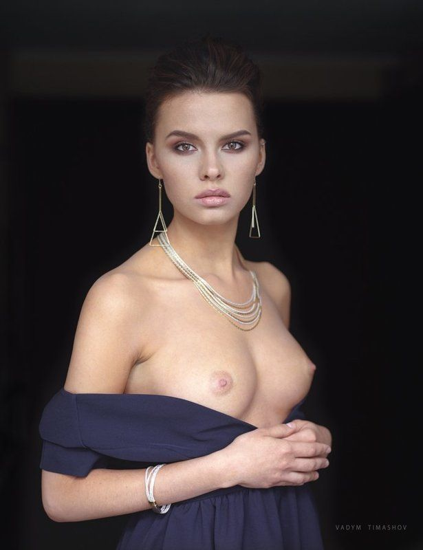 art, beauty, nude, print, portrait, vadym timashov, color, eyes *****photo preview