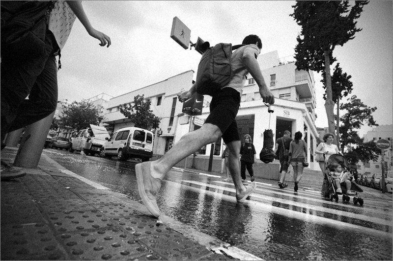 пятница, утро, тель авив, course street shot, street photography, Пятница, утро, Тель Авивphoto preview