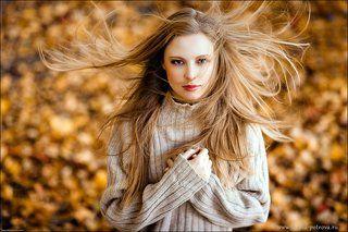 Алена. Осень