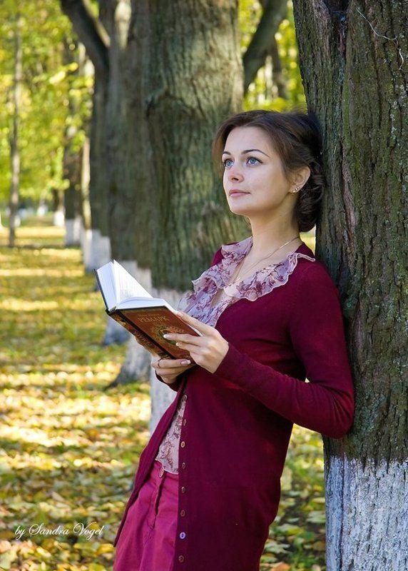 сыграть, роль, книга, осень, девушка, роман, осень Сыграть рольphoto preview