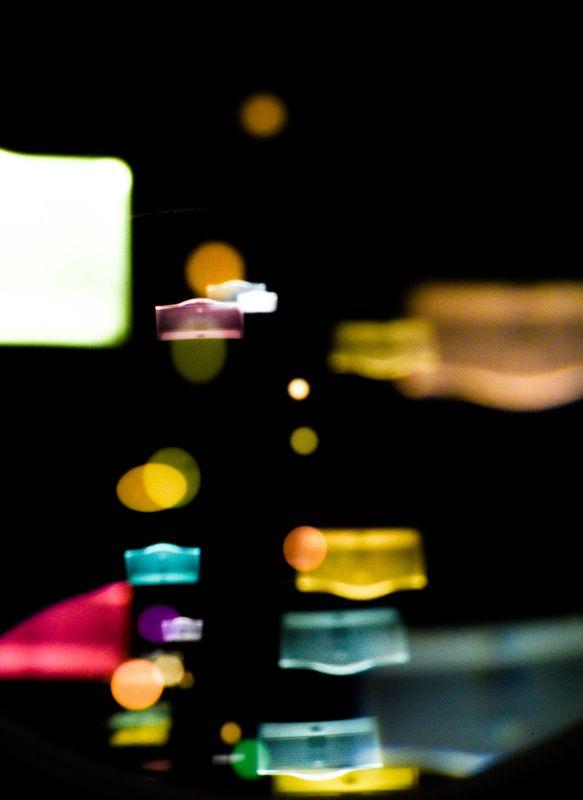nikon никон абстракция сон блик блики фотография  Цветные сны Никонистаphoto preview