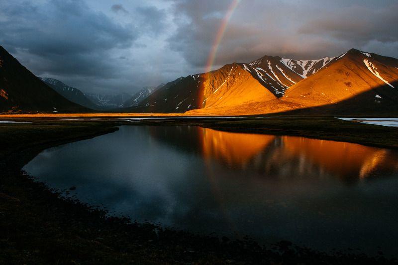 озеро, раучувагытгын ***photo preview