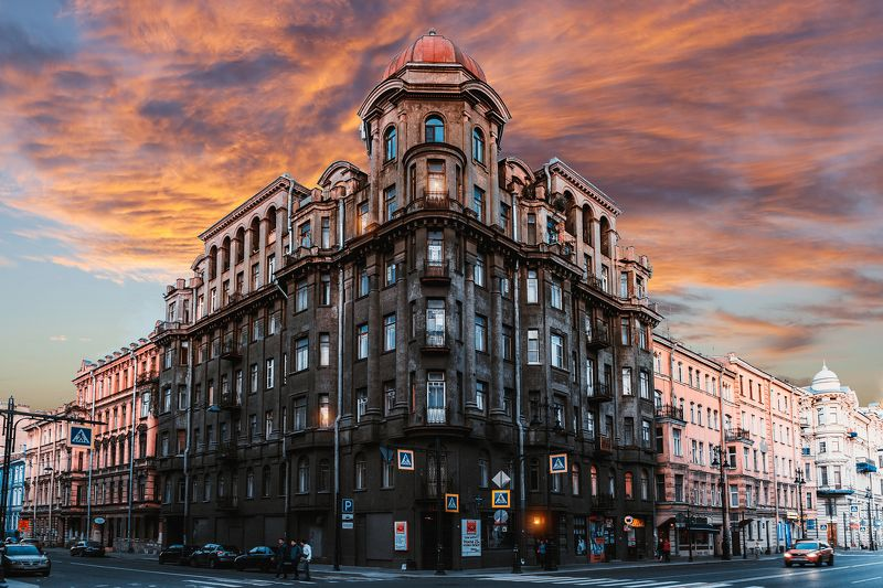 summer, russia, спб, лето, city, sky, небо, город, архитектура, интерьер Saint Petersburgphoto preview